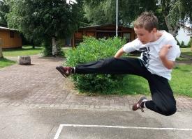 kung fu dzieci Wrocław