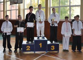 zawody kung fu dzieci