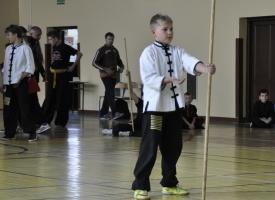 kung fu dzieci