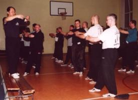 tai chi Wrocław 2002