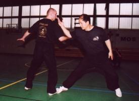 kung fu Wrocław 2002