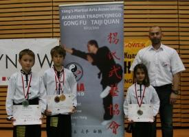 kung fu Wrocław zawody