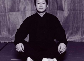 dr Yang, Jwing-Ming Wrocław 2002