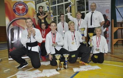 kung fu dzieci YMAA Wrocław