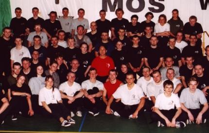 warsztaty YMAA  Wrocław 2002 r.