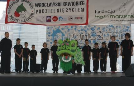 kung fu dzieci YMAA
