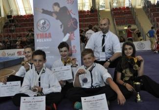 YMAA Wrocław kung fu