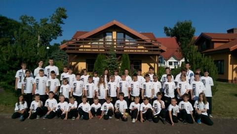 letni obóz kung fu